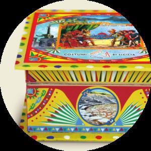 Costumi di Sicilia - Tipical Box